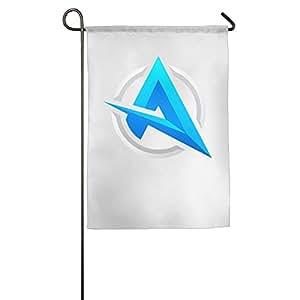 Ali A YouTube Garden Sports Flag Logo House Flags