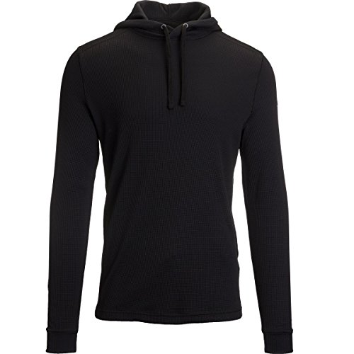 Mens Under Armour Amplify Thermal Hoody, Black, X-Large