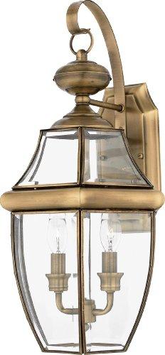 Quoizel NY8317A Newbury 2 Light Outdoor product image