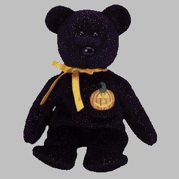 Ty Beanie Baby Plush ( Teddy Bear / Haunt ) -