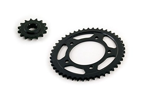 Honda Cbr600f3 Rear Sprocket - 1995 1996 Honda CBR600F3 Front & Rear Sprocket 15/45