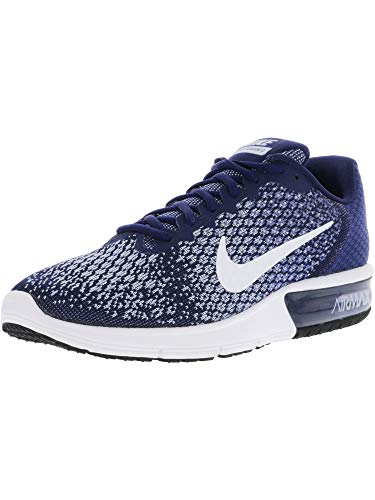 Chaussures Max De Nike Tennis Sequent Bleu Homme 2 Air wBORRqx5I