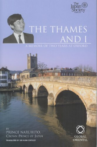The Thames and I by Crown Prince Naruhito (2006-01-30)