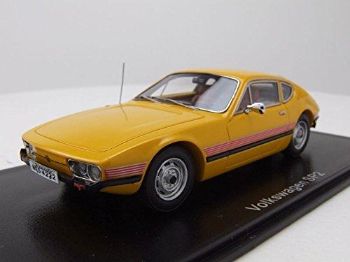 Neo VW SP2 1974 gelb, Modellauto 1:43 Scale Models