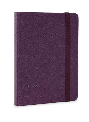 N514-Ac-Pl-O-Pu Classic Purple Cover For Kobo Aura