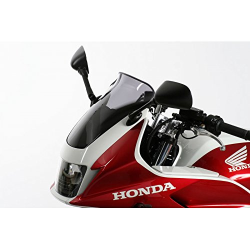 Mra Spoilerscreen Windshield (MRA SpoilerScreen Windshield for Honda CB1300S/ST (GLOSS BLACK))
