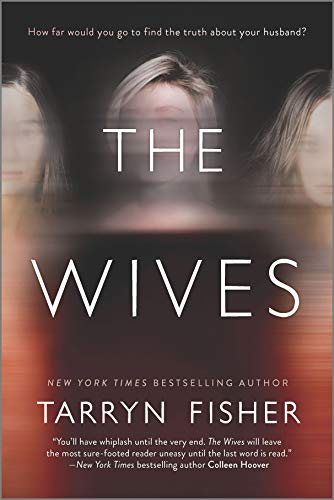 Book cover from The Wives: A Novel by Tarryn Fisher