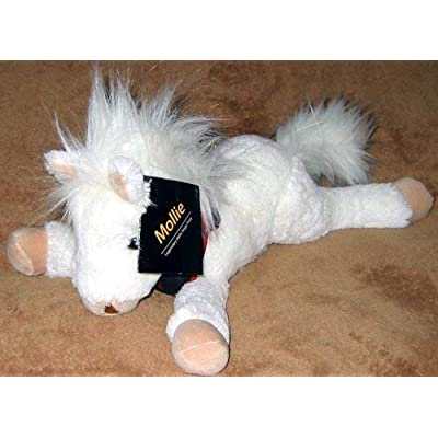 "Wells Fargo ""Mollie"" Legendary Horse Plush: Toys & Games"