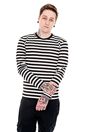Shirt Fashion Black And White