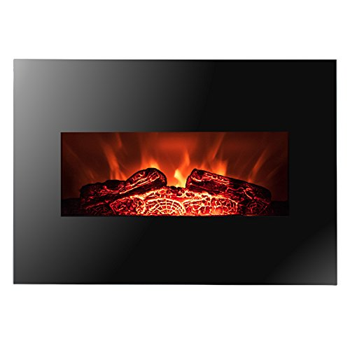 Golden Vantage Tempered Electric Fireplace