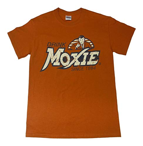 (Moxie Men's T-Shirt, Distressed Vintage Tee, Distinctively Different (2XL))