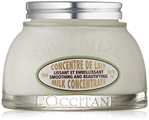 L'Occitane Smoothing & Beautifying Almond Body Milk Concentrate, 7 oz.