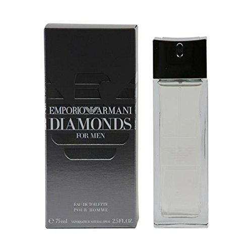 Emporio Armani Diamonds Eau De Toilette Spray 75ml/2.5oz ()