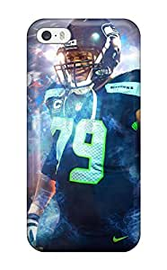 Hot Design Premium MWFcSqp1522YjIte Tpu Case Cover Iphone 5/5s Protection Case(seattleeahawks )