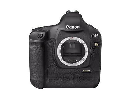 Canon EOS 1Ds Mark III - Cámara Réflex Digital (Cuerpo): Amazon.es ...