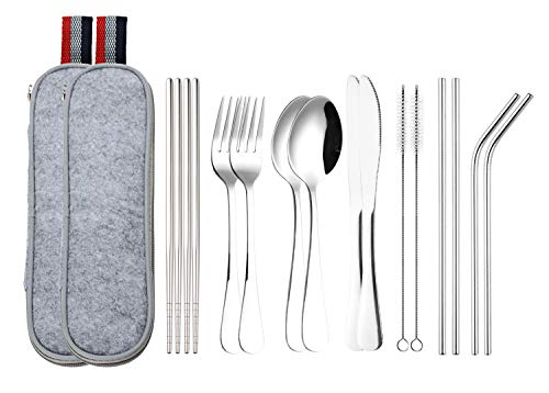 Lawei pieces Travel Camping Cutlery