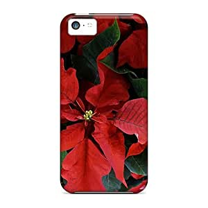 meilz aiaiPremium Durable Holiday Flowers Fashion Iphone 5c Protective Cases Coversmeilz aiai