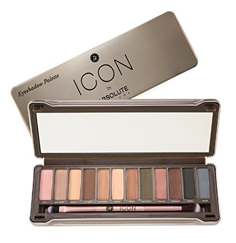 Absolute New York Icon Eyeshadow Palette  - AIEP05