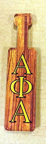 Alpha Phi Alpha Paddle Magnet Alpha Phi Alpha Paddle