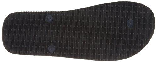A|X Armani Exchange Men's Armani Exchange Solid Flip Flop, Navy/White, 8 M US Photo #9