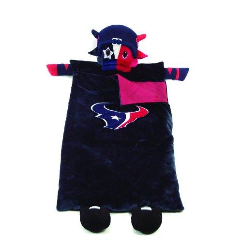 Houston Texans Mascot Sleeping Bag, Outdoor Stuffs