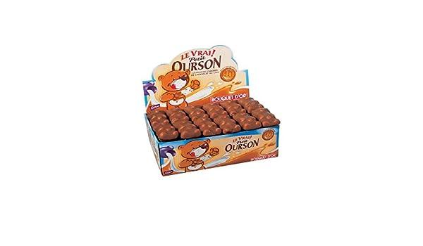 Véritable Petit Ourson Chocolat Lait (par 160): Amazon.es ...