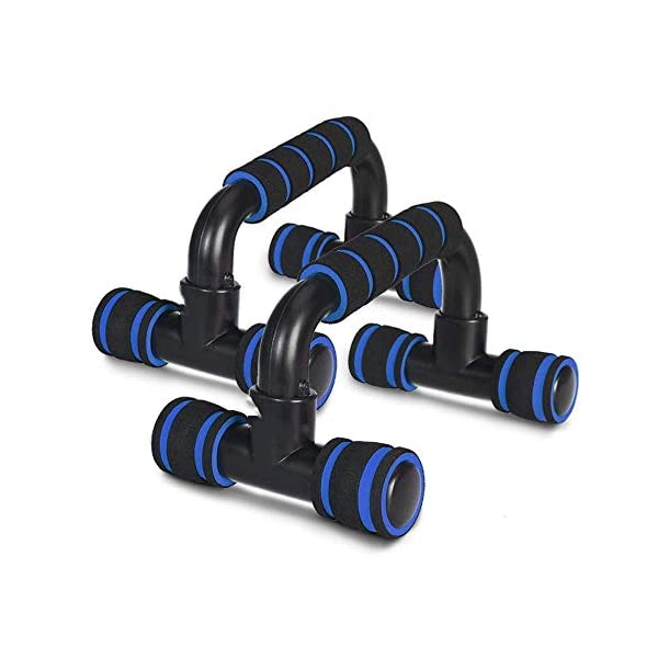ZOSOE Push Up Bars Stand with Foam Grip Handle for Chest Press, Home Gym Fitness Exercise, Strength Training, Push Up… 1