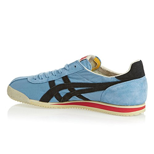 Onitsuka Tiger Tiger Corsair Vin Trainers - Heritage Blue/ Black