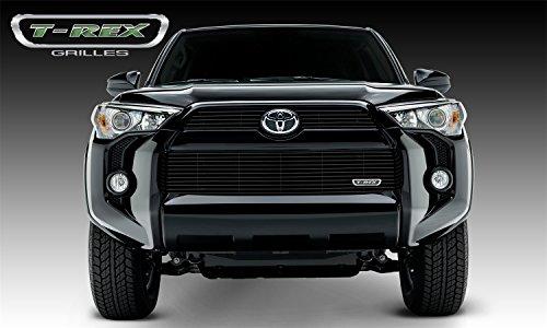 T-Rex 21949B Billet Main/Bumper Grille Kit for Toyota 4 Runner - 3 Piece