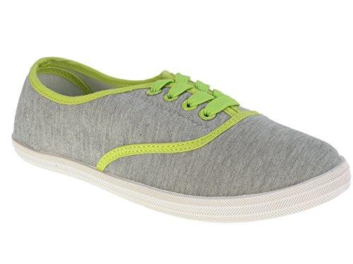 Low Top Sneakers Beppi Frauen Grau Grau qBF6xWpwyS