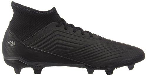 Nero Adidas Mens Predator 18.3 Fg Scarpe Da Calcio