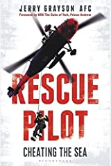 Rescue Pilot: Cheating the Sea by Jerry Grayson (2015-09-29) Hardcover