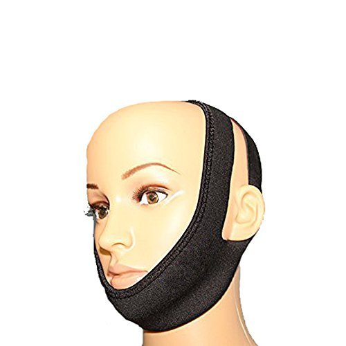 Pro-Coore Anti Snoring Chin Strap Stop Snore Belt Jaw To Sleep Aid For Women Men
