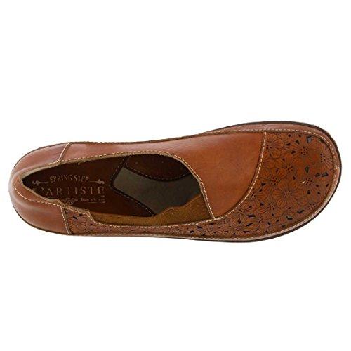 Spring Step Women's Brunbak Slip On Shoe Camel buy cheap original browse sale online xrlggKd