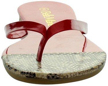 Sandalo Infradito Anna Shoes - Taglia 6 - Rosso