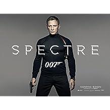 "SPECTRE - Movie Poster (12 x 16"") Glossy Finish (Thick, 8mil): Daniel Craig, Monica Belluci, Lea Seydoux"
