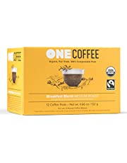 OneCoffee Organic Coffee 100% Compostable K Cup for Keurig Machines