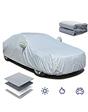 Special Car Cover for Jaguar All Series All Weather Waterproof Dustproof and Anti UV Multi-Function Outdoor Vehicle Cover,