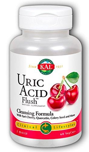 Uric Acid Flush Kal VegCaps