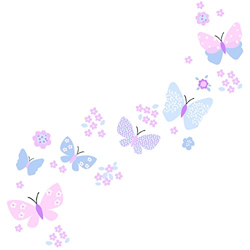 Butterfly Meadow Leaf - Bedtime Originals Butterfly Meadow Wall Appliques