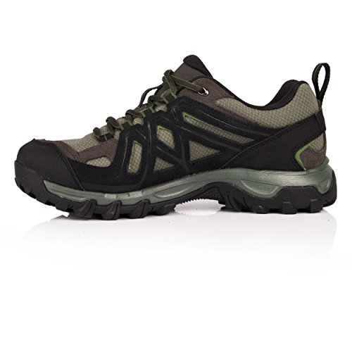 Salomon Men's Evasion 2 GTX Hiking and Multifunction Shoe Grey (Castor Gray/Black/Chive Castor Gray/Black/Chive) uO4MYY1yVw