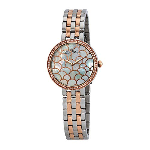 Lucien Piccard Ava Mother of Pearl Dial Ladies Watch LP-28022-SR-22MOP