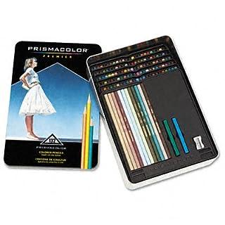 Prismacolor 4484 - Drawing & Sketching Pencils, 0.70 mm, 132 Assorted Colors/Set (B000JEUUDO) | Amazon price tracker / tracking, Amazon price history charts, Amazon price watches, Amazon price drop alerts