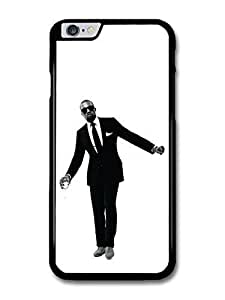 "AMAF ? Accessories Kanye West Black & White Portrait case for for iPhone 6 Plus (5.5"") hjbrhga1544"