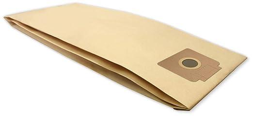 10 bolsas de aspiradora K 20 de papel de filtro Clean aptos ...