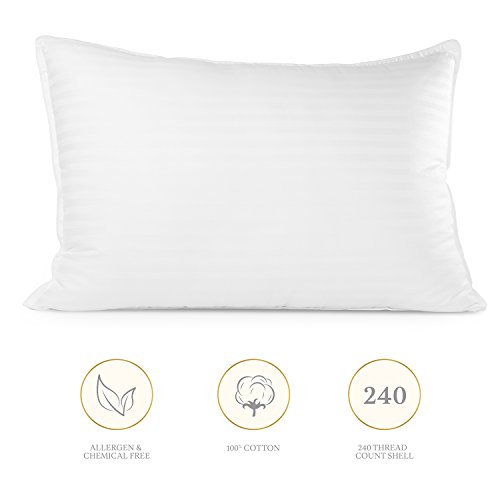 - Luxury Plush Dust Mite... Beckham Hotel Collection Gel Pillow 2-Pack