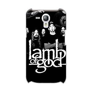 ErleneRobinson Samsung Galaxy S3 Mini Anti-Scratch Hard Phone Case Customized Attractive Lamb Of God Skin [IuG8562BlGM]