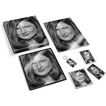 ANNETTE O'TOOLE - Original Art Gift Set #js001 (Includes - A4 Canvas - A4 Print - Coaster - Fridge Magnet - Keyring - Mouse Mat - Sketch Card)