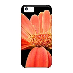 New Shockproof Protection Case Cover For Iphone 5c/ Bloom On Black Case Cover hjbrhga1544