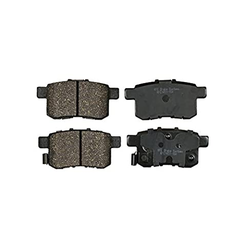 KFE Ultra Quiet Advanced KFE1451-104 Premium Ceramic REAR Brake Pad Set - Auto Brake Tune